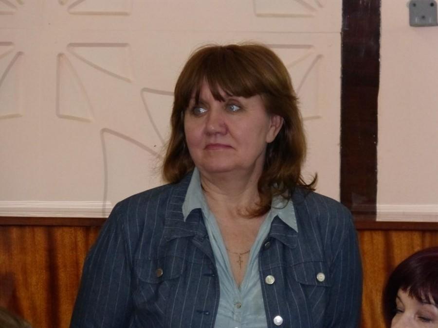 Очільниця відділу соціокультурної діяльності Ольга Нагорнюк -дієва, енергійна,яскрава, талановита!